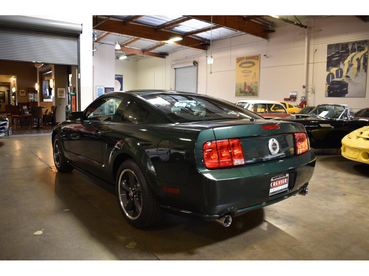 Large Picture of '08 Mustang - R29V