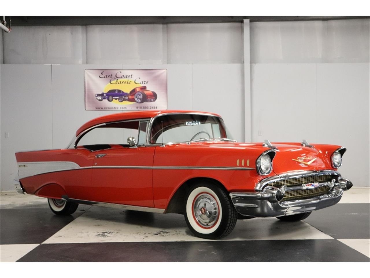 Large Picture of '57 Bel Air - R29W