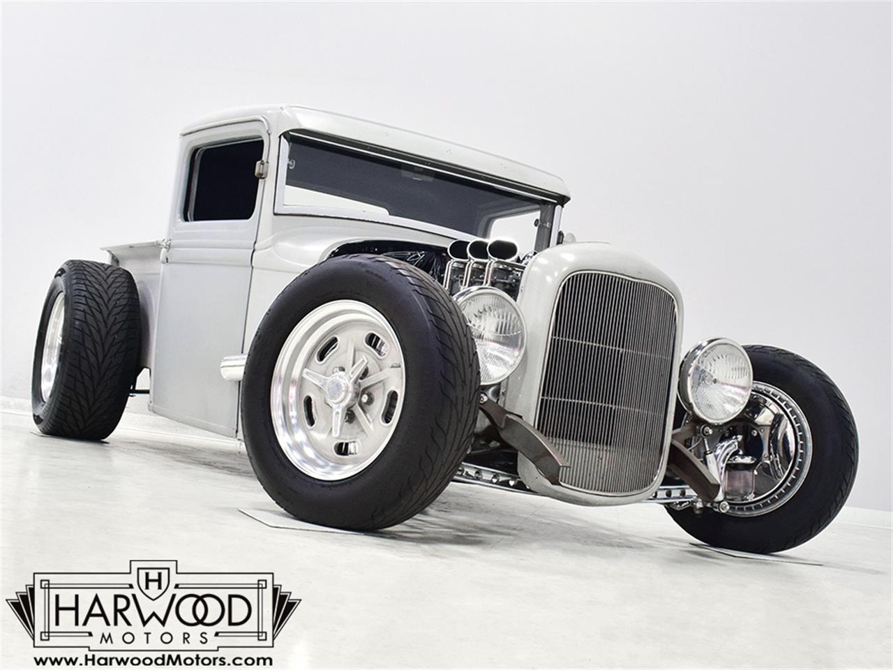 Large Picture of Classic 1932 Pickup located in Ohio Offered by Harwood Motors, LTD. - R29Y