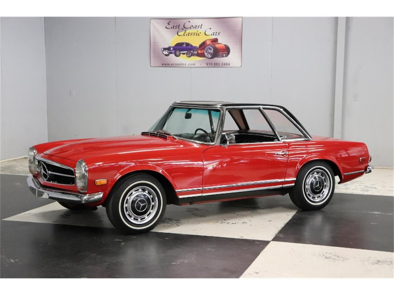Large Picture of '68 280SL - R29Z