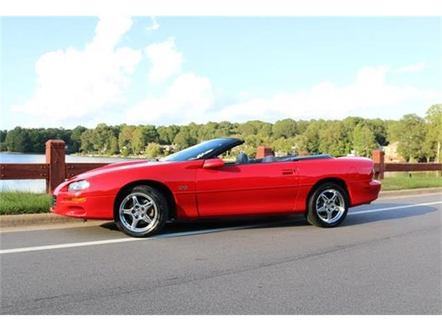Picture of '98 Camaro SS Z28 - R2A2