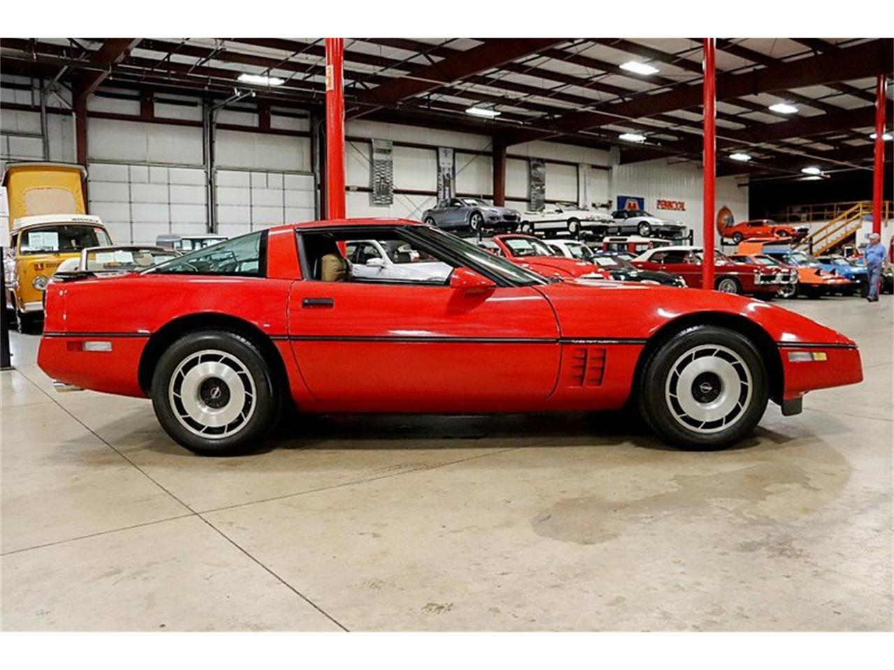 Large Picture of '85 Chevrolet Corvette Offered by GR Auto Gallery - R2AD