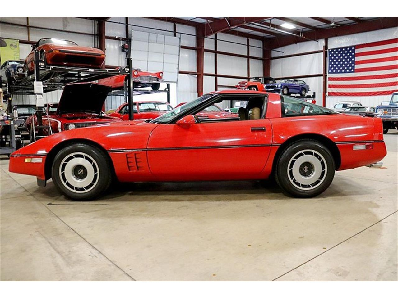 Large Picture of '85 Corvette Offered by GR Auto Gallery - R2AD