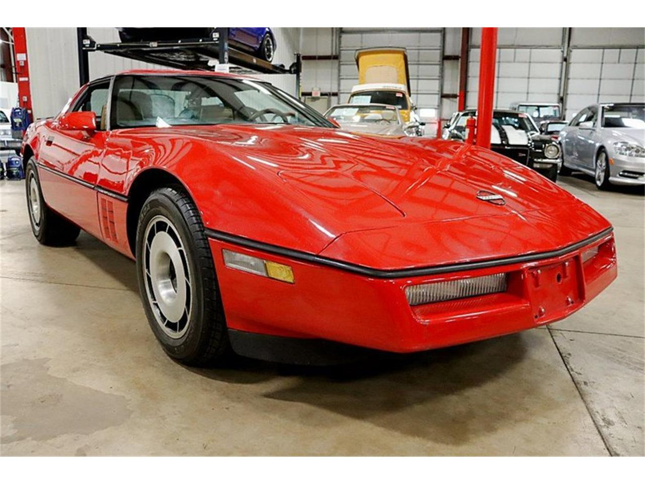 Large Picture of 1985 Chevrolet Corvette located in Michigan - $7,900.00 - R2AD