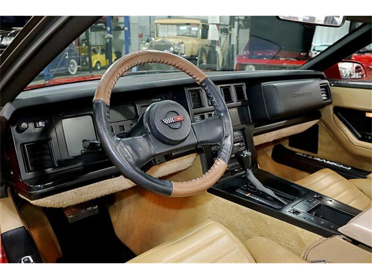 Large Picture of 1985 Chevrolet Corvette located in Michigan Offered by GR Auto Gallery - R2AD