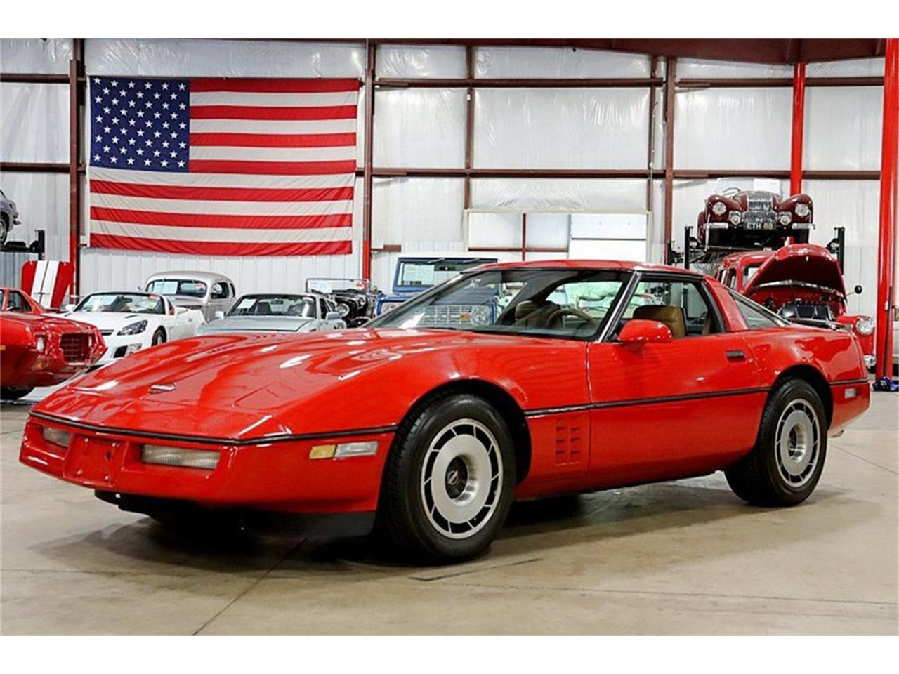 Large Picture of '85 Corvette located in Michigan - $7,900.00 - R2AD