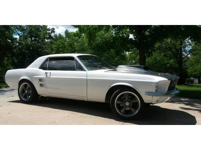 Picture of '67 Mustang - R2BD