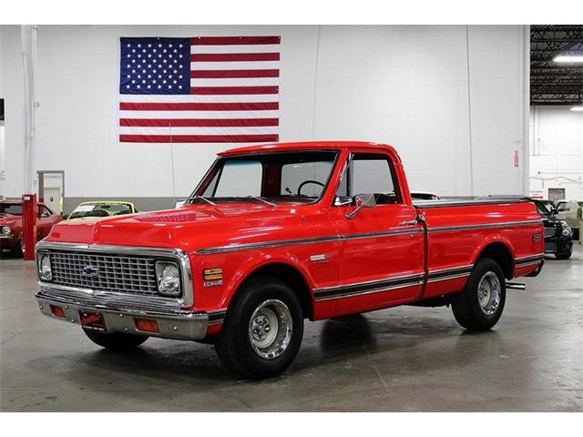 Picture of '72 C10 - R2BG