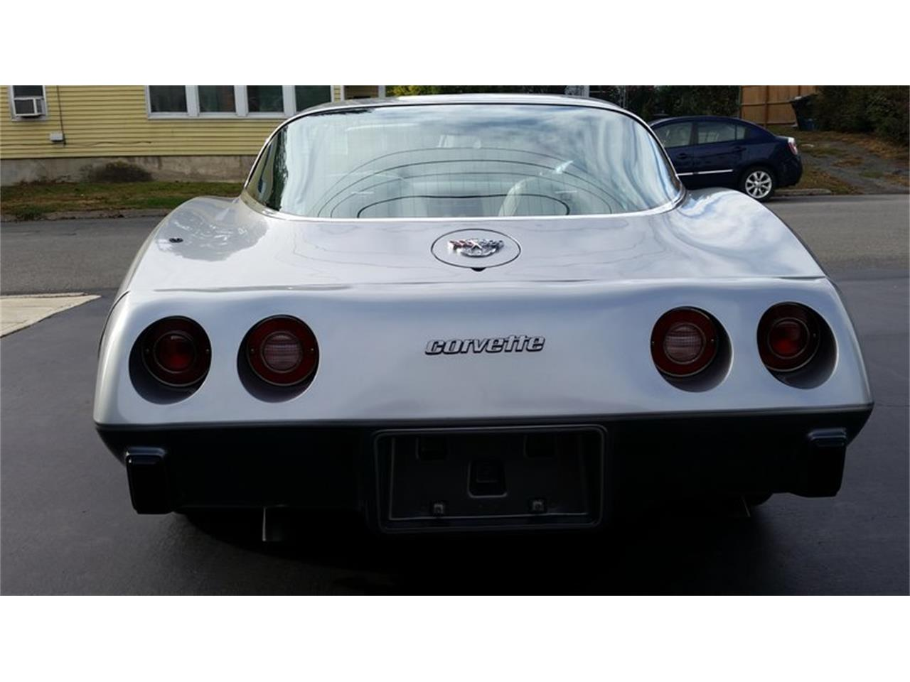 Large Picture of '78 Chevrolet Corvette located in Saratoga Springs New York Auction Vehicle Offered by Saratoga Auto Auction - R2C9