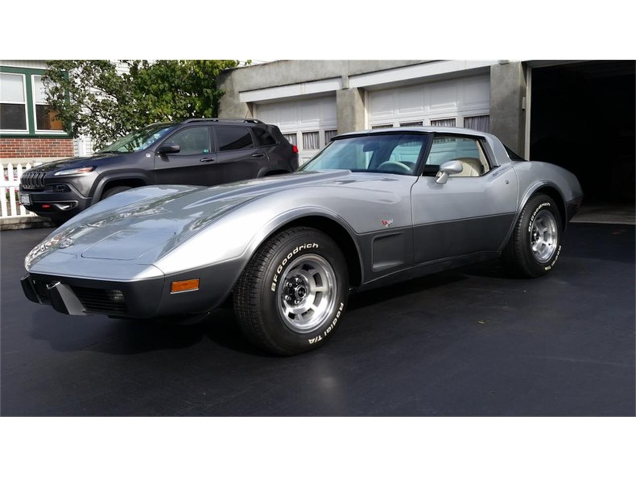 Large Picture of '78 Chevrolet Corvette located in New York Auction Vehicle Offered by Saratoga Auto Auction - R2C9