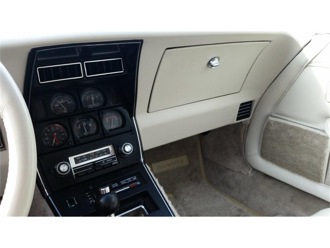 Large Picture of 1978 Chevrolet Corvette Auction Vehicle Offered by Saratoga Auto Auction - R2C9