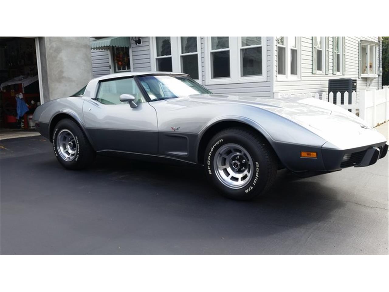 Large Picture of '78 Chevrolet Corvette - R2C9