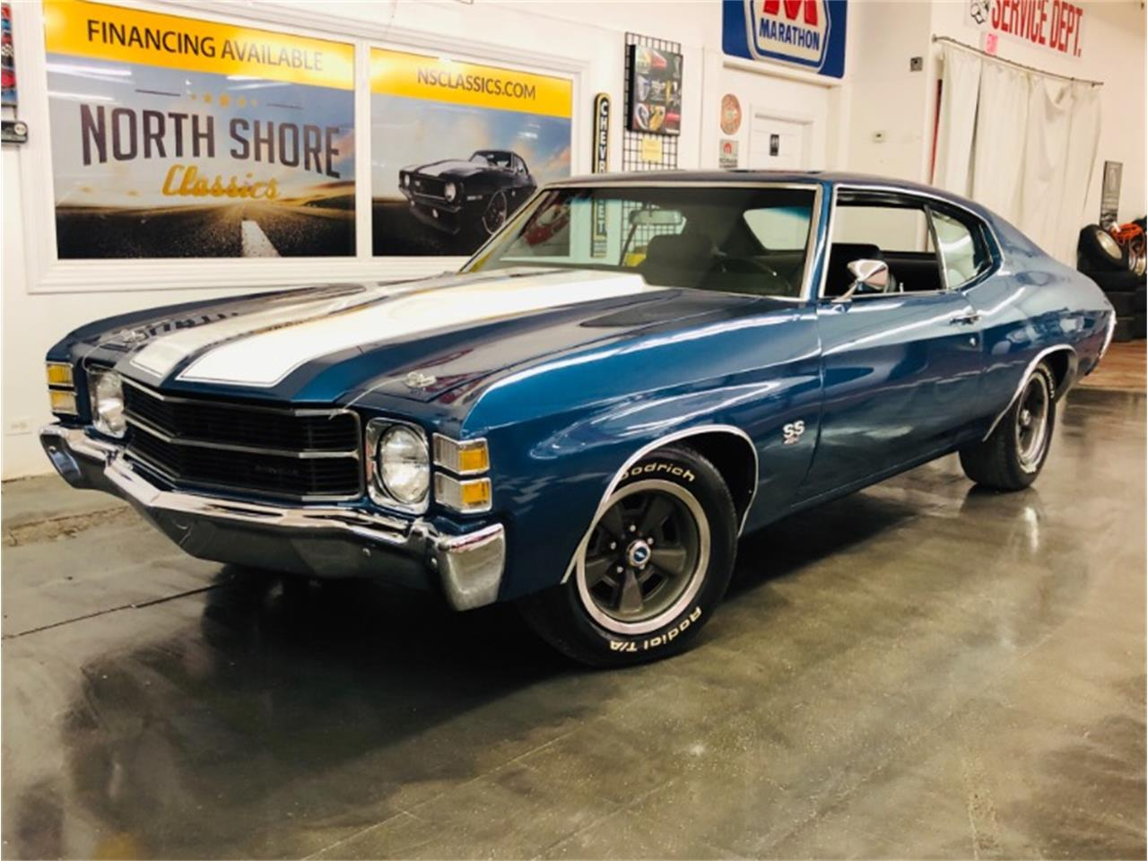 Large Picture of '71 Chevelle - R2CC