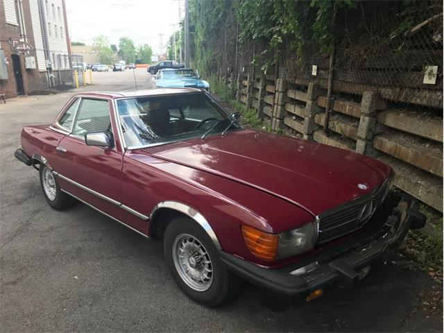 Picture of '80 450SL - R2CE