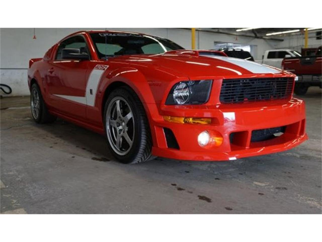 Large Picture of '09 Mustang - R0FO