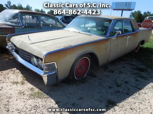 Picture of Classic 1965 Lincoln Continental located in Gray Court South Carolina - $7,500.00 - R2CY
