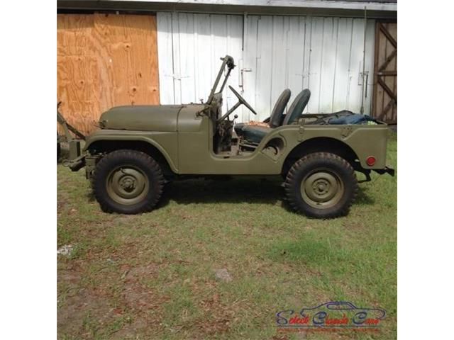 Picture of '54 Willys - R2DG