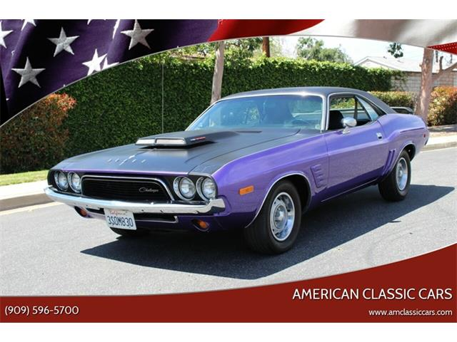 Picture of Classic 1973 Dodge Challenger Offered by  - R2DV