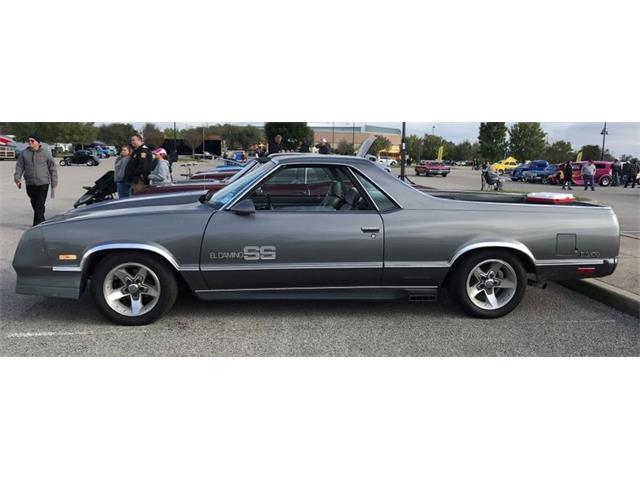Picture of '87 Chevrolet El Camino located in North Carolina Offered by  - R2EP