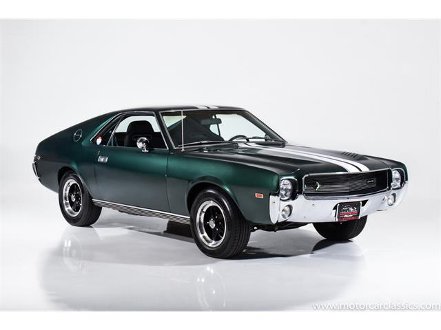 Picture of '68 AMX - R2F3