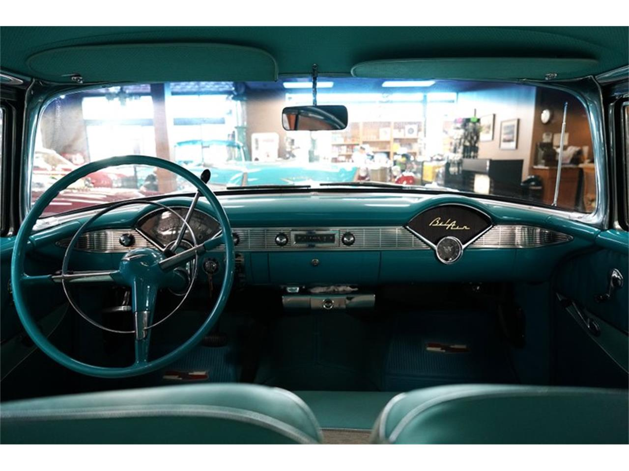 Large Picture of '56 Bel Air - R2FB