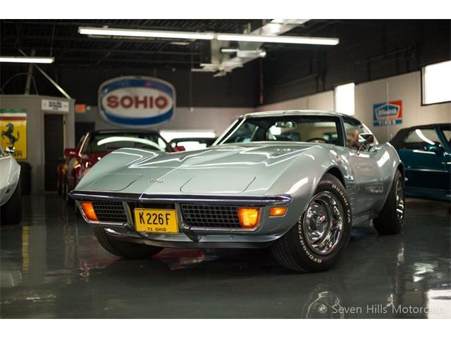 Picture of '71 Corvette - R2FH