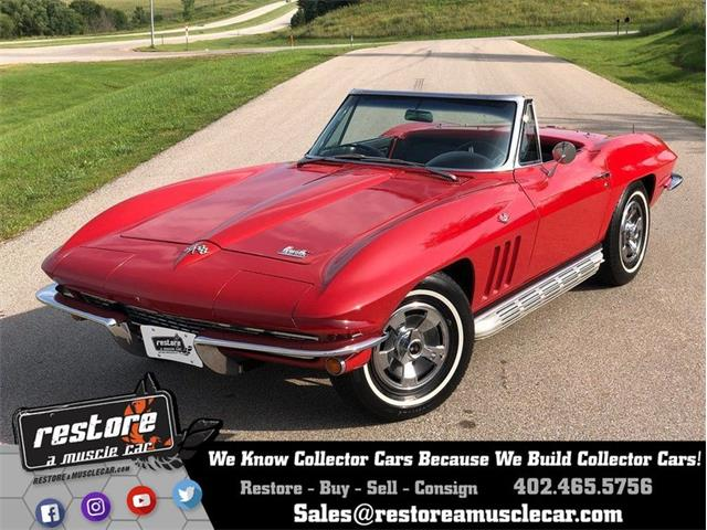Picture of '66 Chevrolet Corvette located in Lincoln Nebraska - $49,900.00 Offered by  - R2FI