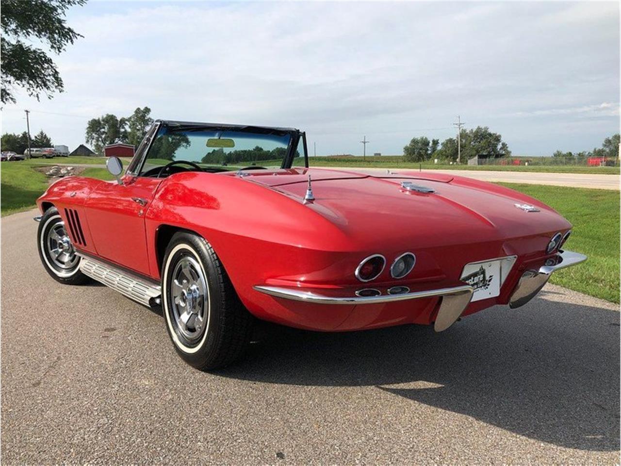Large Picture of '66 Corvette - R2FI
