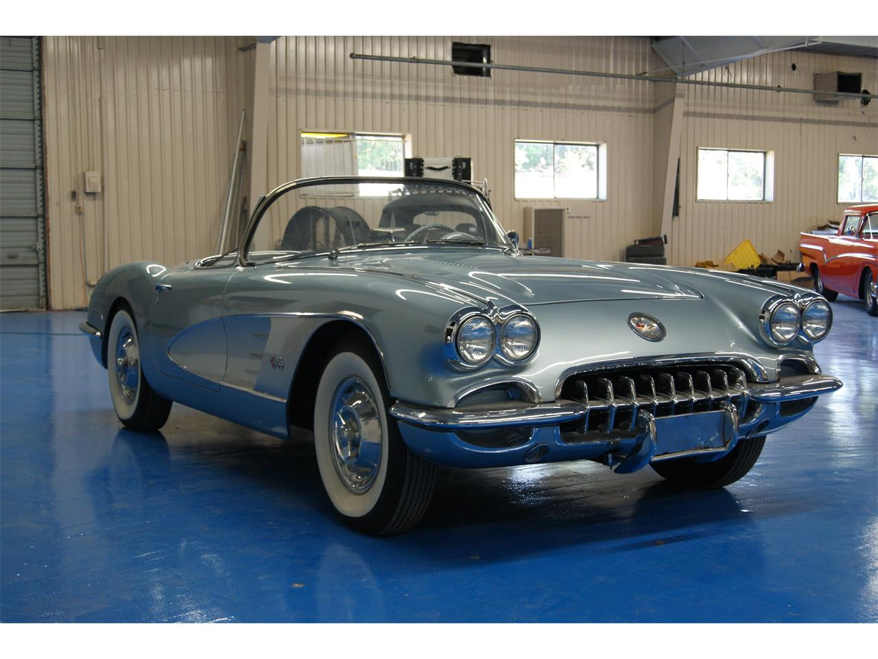 Large Picture of '58 Corvette - R2FW