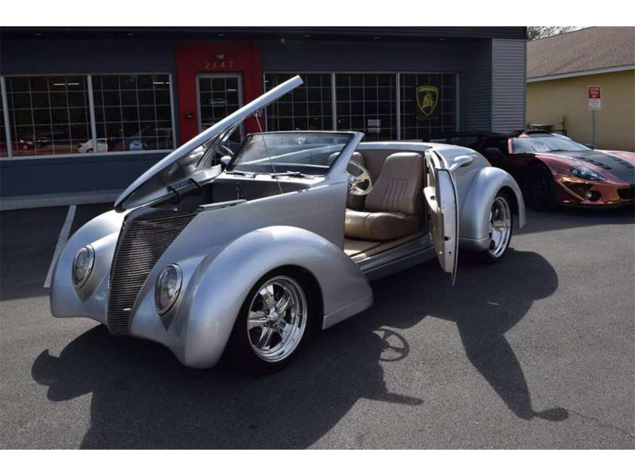 Large Picture of '37 Custom located in Mississippi Auction Vehicle - R2G4