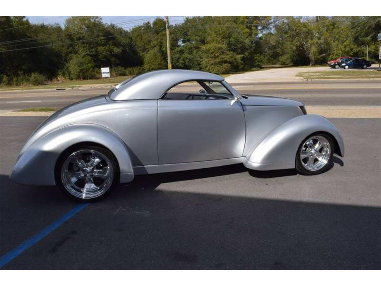 Large Picture of 1937 Custom Offered by Vicari Auction - R2G4