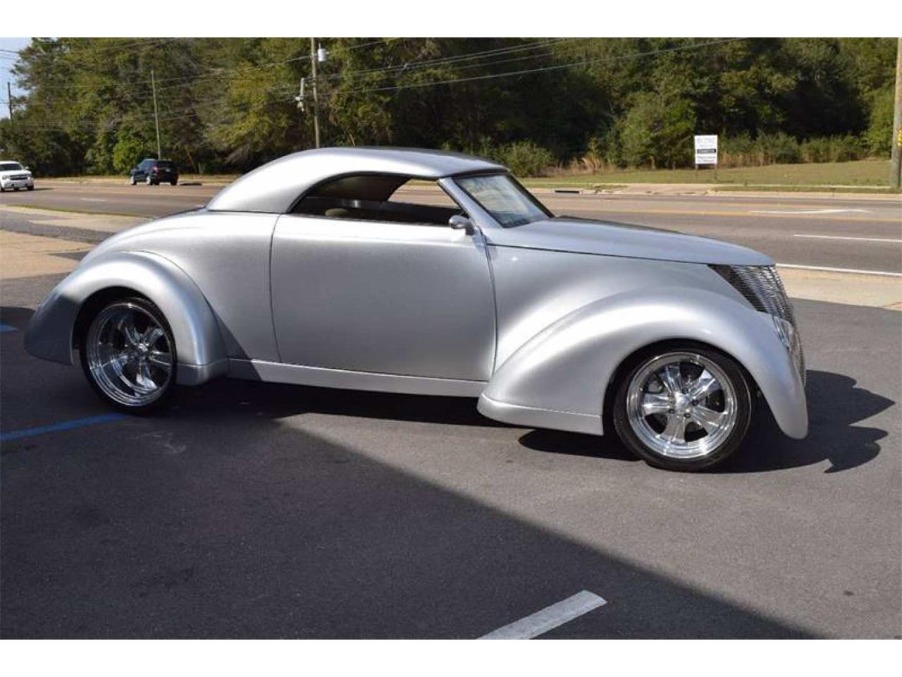 Large Picture of Classic 1937 Custom Auction Vehicle Offered by Vicari Auction - R2G4