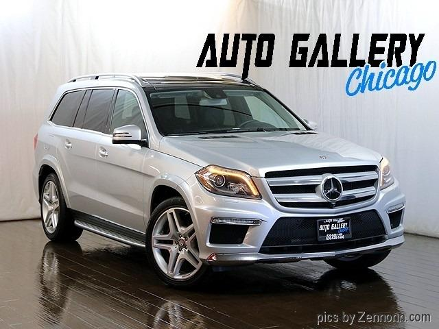 Picture of '14 GL-Class - R2GI