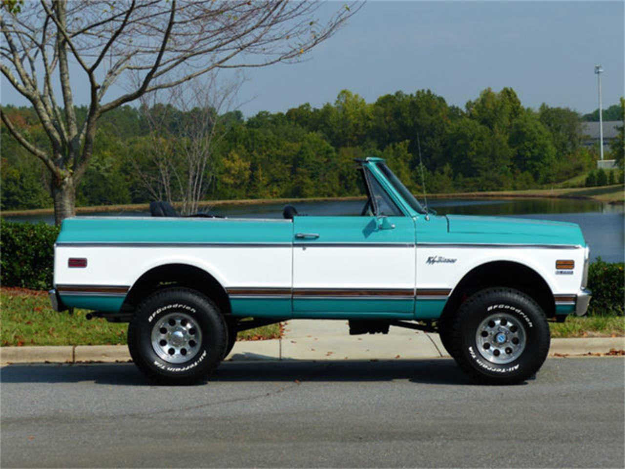 Large Picture of '72 Blazer - R2GM