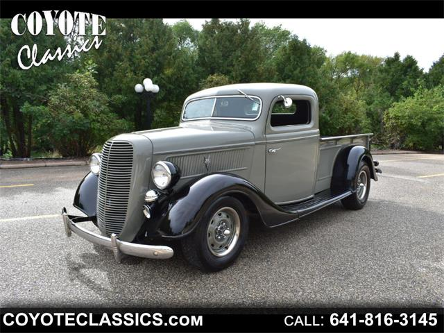 Picture of '37 1/2 Ton Pickup - R2GP