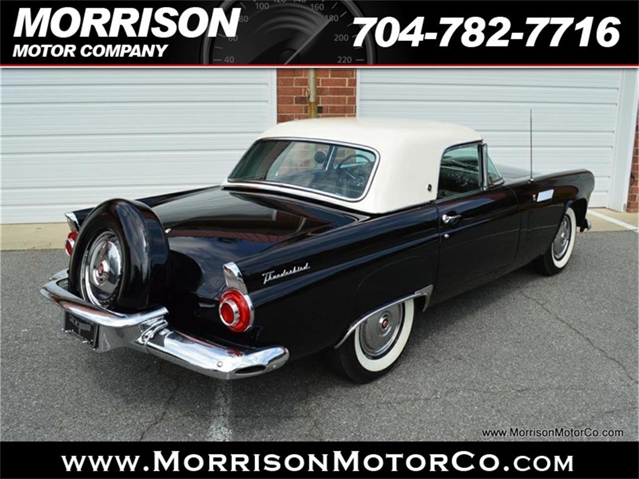 Large Picture of '56 Thunderbird - R2GQ