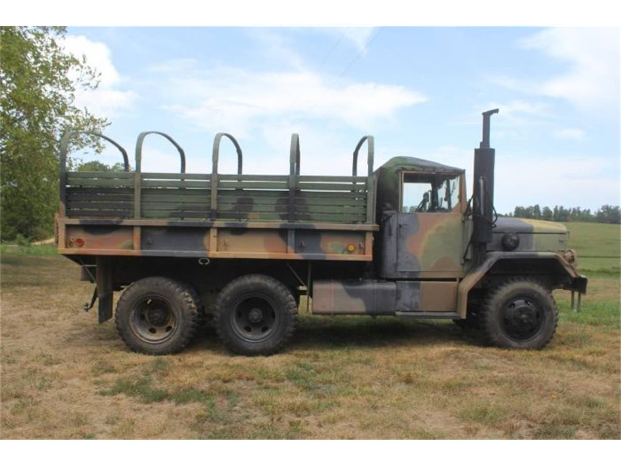 Large Picture of Classic 1968 AM General M35 - $13,995.00 Offered by Classic Car Deals - R0G4