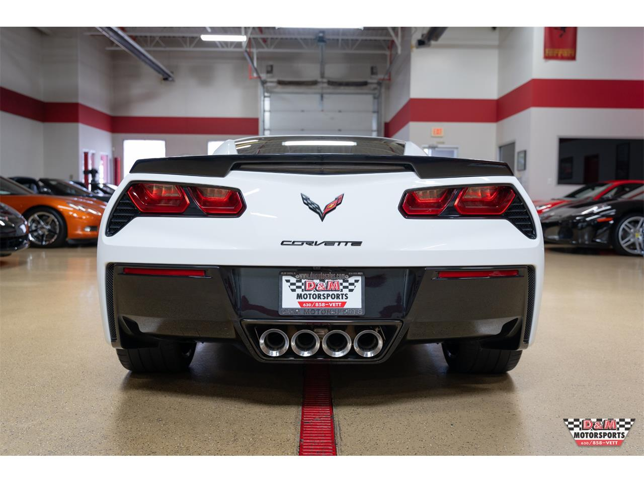 Large Picture of 2016 Chevrolet Corvette located in Glen Ellyn Illinois - R2HE