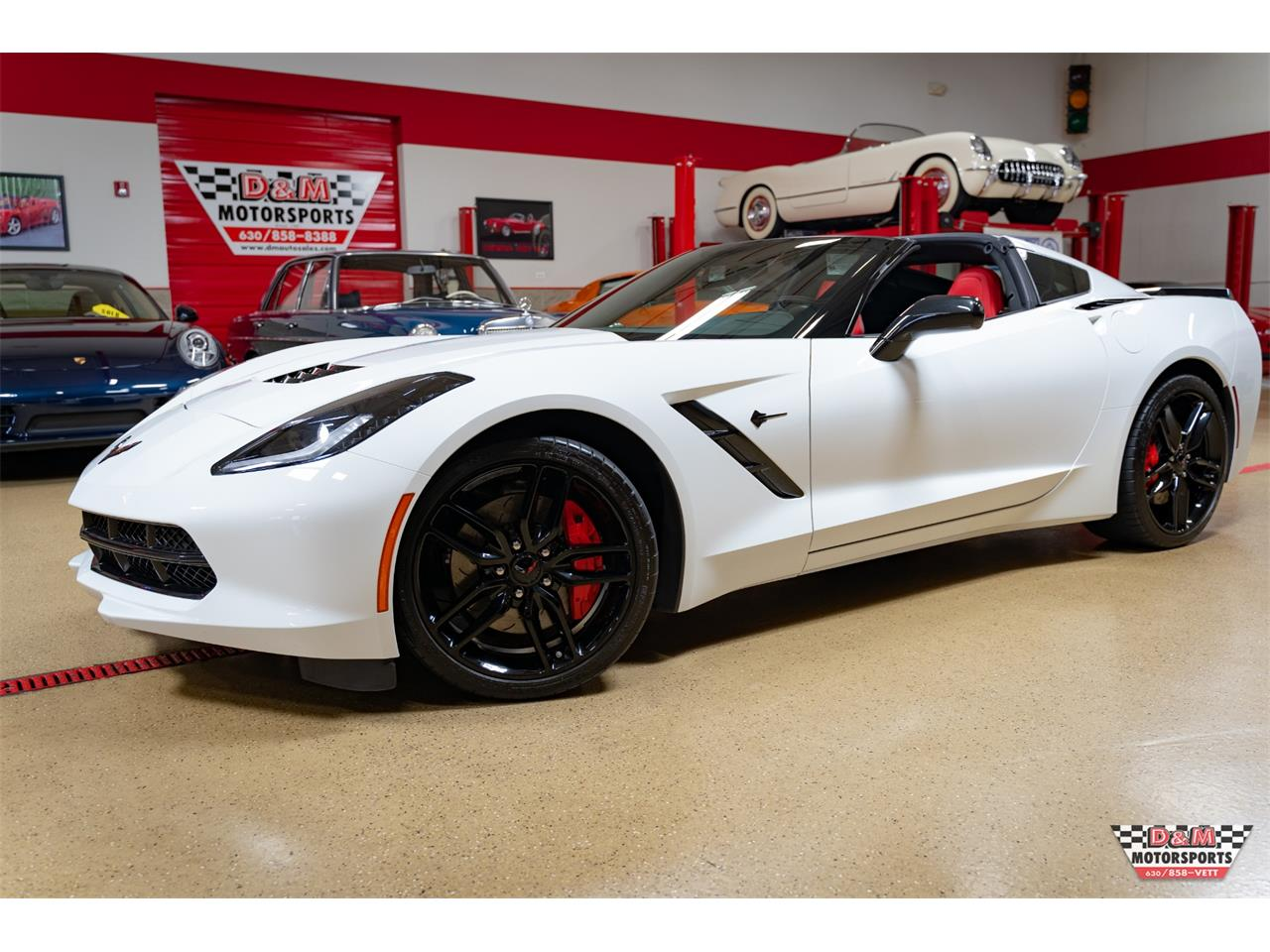 Large Picture of 2016 Corvette located in Illinois - R2HE