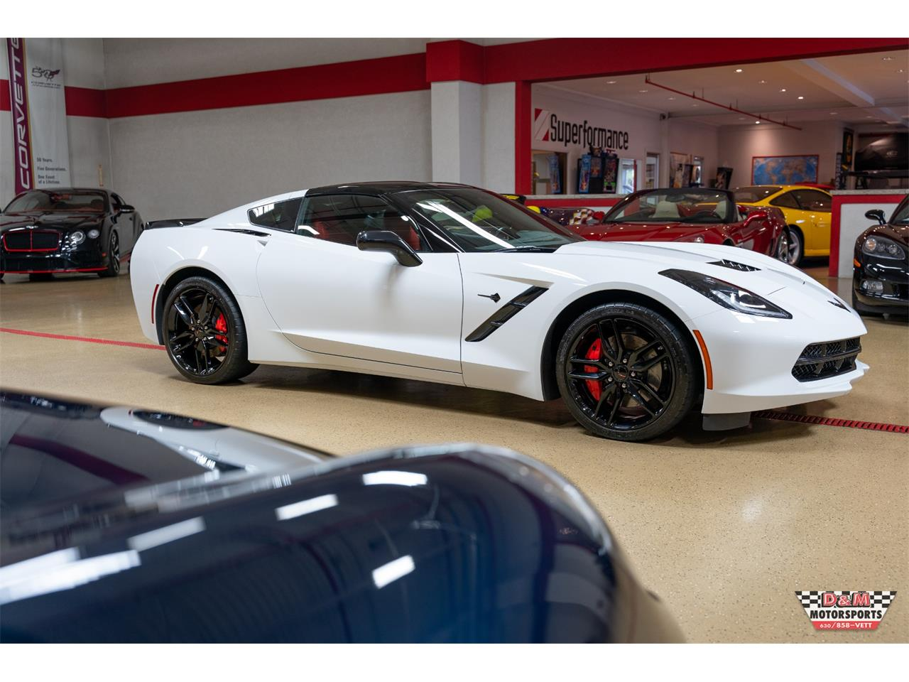 Large Picture of 2016 Chevrolet Corvette Offered by D & M Motorsports - R2HE