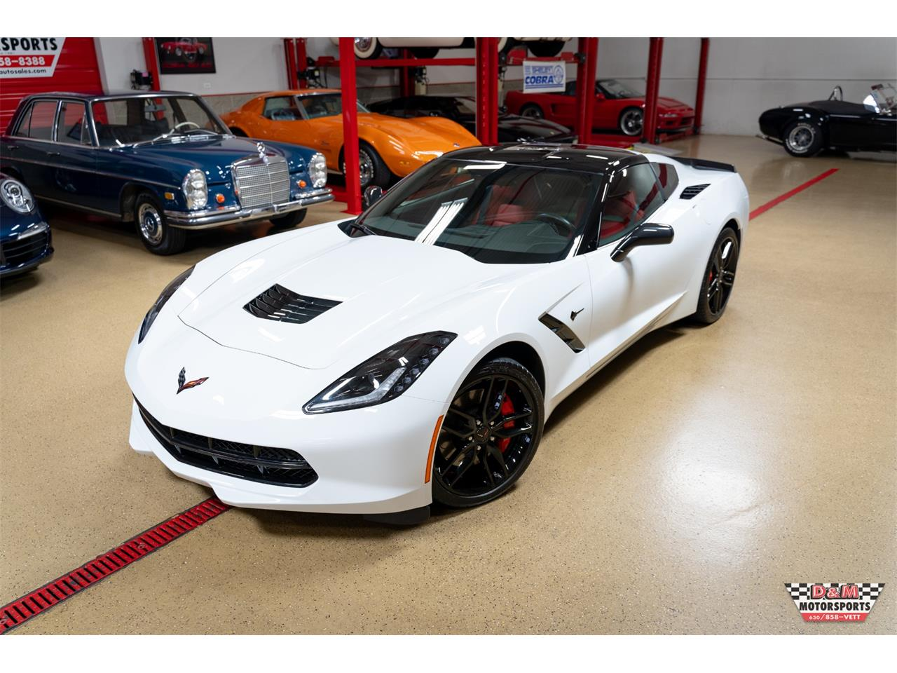 Large Picture of '16 Chevrolet Corvette Offered by D & M Motorsports - R2HE