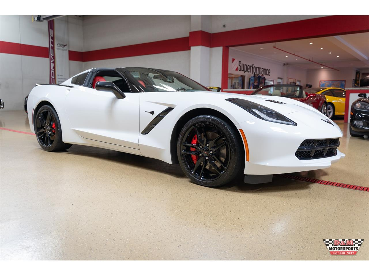 Large Picture of '16 Chevrolet Corvette located in Illinois - R2HE
