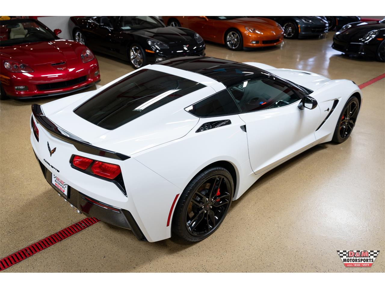 Large Picture of '16 Chevrolet Corvette located in Glen Ellyn Illinois - R2HE