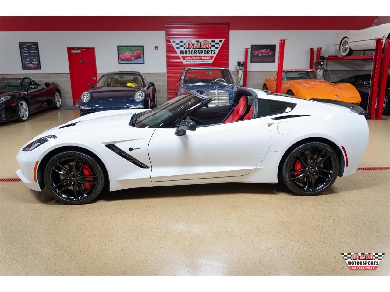 Large Picture of '16 Chevrolet Corvette located in Glen Ellyn Illinois Offered by D & M Motorsports - R2HE