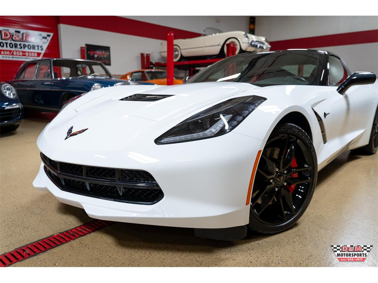 Large Picture of 2016 Chevrolet Corvette located in Illinois Offered by D & M Motorsports - R2HE