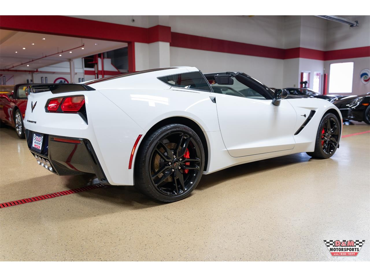 Large Picture of '16 Corvette located in Glen Ellyn Illinois Offered by D & M Motorsports - R2HE