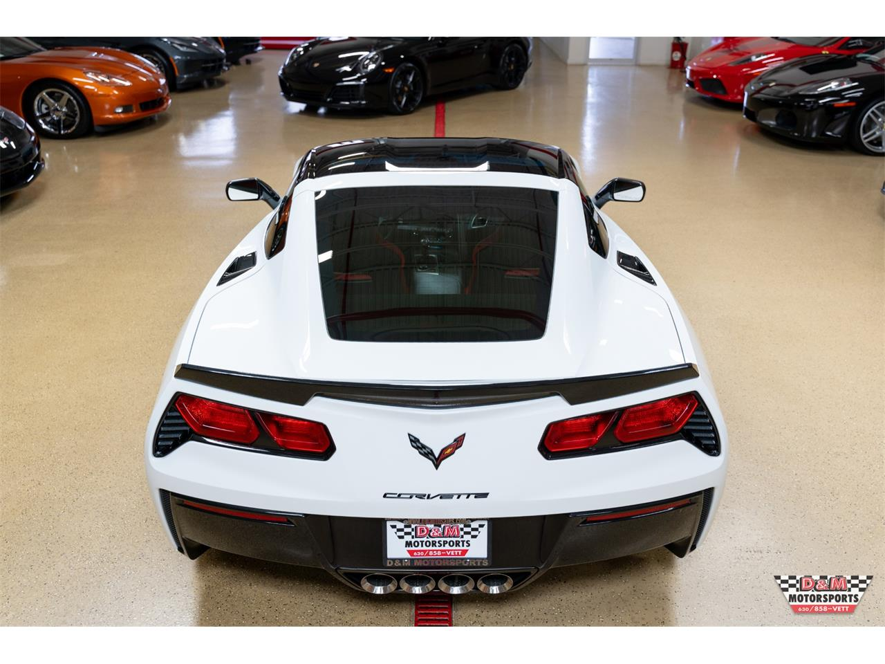 Large Picture of 2016 Corvette - R2HE