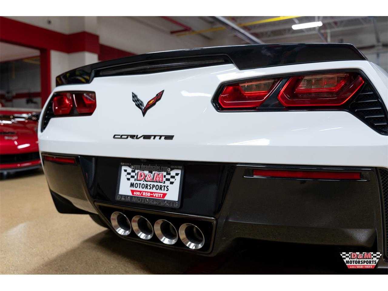 Large Picture of '16 Corvette located in Illinois Offered by D & M Motorsports - R2HE