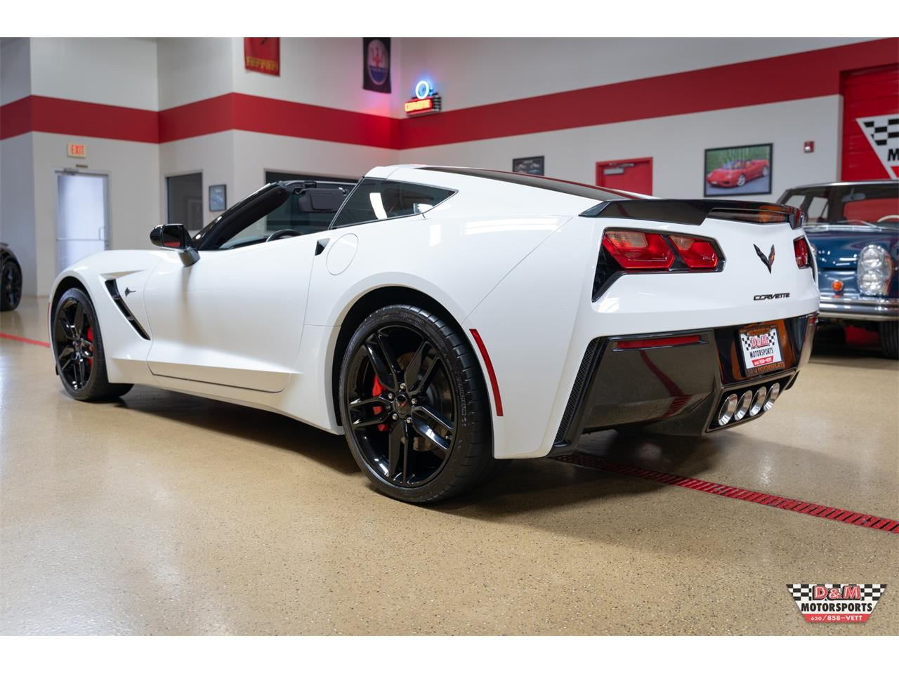 Large Picture of '16 Corvette located in Glen Ellyn Illinois - $44,995.00 Offered by D & M Motorsports - R2HE