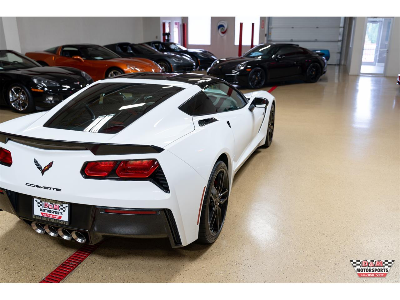 Large Picture of 2016 Corvette located in Illinois Offered by D & M Motorsports - R2HE
